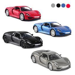 1:32 Porschee 918 Machine Diecasts <font><b>Toy</b></font> V