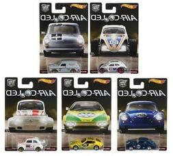 "New 1:64 CAR CULTURE AIR-COOLED CASE ""H"" ASSORTMENT SET Diec"