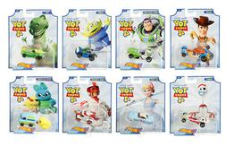 Hot Wheels 1/64 Disney Pixar Toy Story 4 Character Cars GCY5