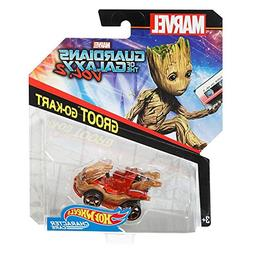 Hot Wheels 1:64 Marvel Character Car Guardians of the Galaxy