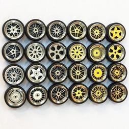 1:64 Model Modified Tire Diecasts Alloy <font><b>Wheel</b></
