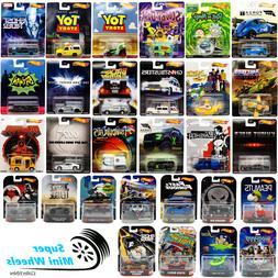 Hot Wheels 1:64 Retro Entertainment - You Choose - Update 08