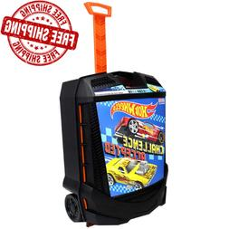 Hot Wheels 100 Car Toy Carrying Rolling Case Matchbox Collec