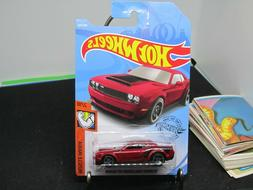 18 Dodge Challenger SRT Demon #194 2019 Hot Wheels Case K