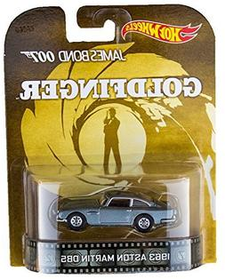 "Hot Wheels 1963 Aston Martin DB5 James Bond 007 ""Goldfinger"