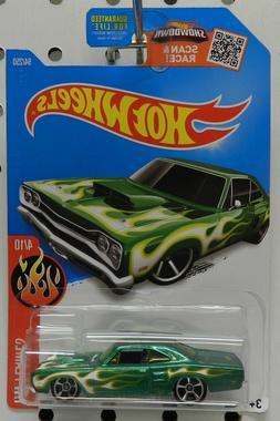 1969 69 CORONET SUPER BEE GREEN 440-6 DODGE BOYS SCAT PACK M
