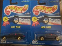 1993 Hot Wheels Blue Card BMW 850i #255