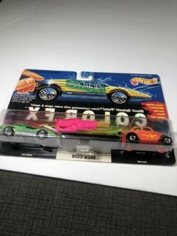 1994 Hot Wheels Color FX  Baja Bug & Aeroflash - New In Pack