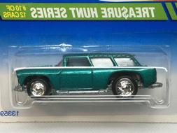 Hot Wheels 1995 Treasure Hunt Series Nomad.