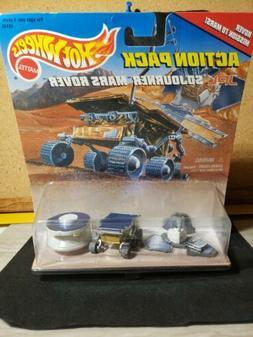 1997 action pack jpl sojourner mars rover