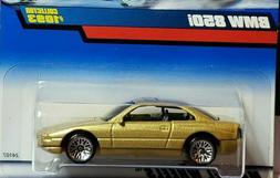 1998 Hot Wheels Mainline BMW 850i  CHROME LACE WHEELS#1093