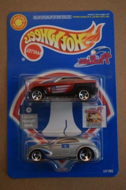 Hot Wheels 2-pack set from 2000 - Special Edition Phillies C