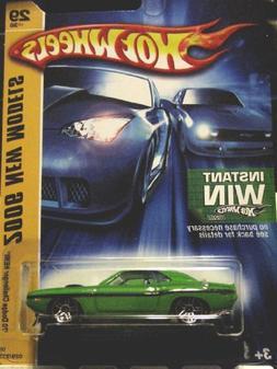 Hot Wheels 2006 New Models '70 Dodge Challenger HEMI 29/38 G