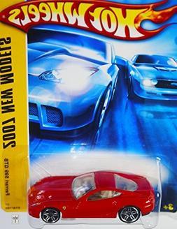 2007 New Models -#14 Ferrari 599 GTB Red #2007-14 Collectibl