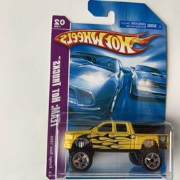 Hot Wheels 2008 TEAM Hot Trucks - Dodge Ram 1500 138/196 New