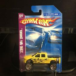 Hot Wheels | 2008 TEAM Hot Trucks - Dodge Ram 1500 138/196 |