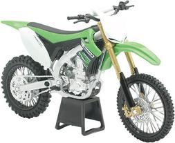 2012 Kawasaki Kx450 New Ray Toys Dirt Bike 1:12 Scale Motorc