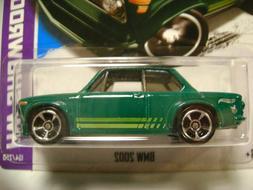 2013 Hot Wheels #154 - BMW 2002 - HW Showroom - Asphalt Assa