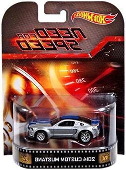 "2014 Custom Mustang ""Need For Speed"" Hot Wheels 2014 Retro S"