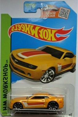 2015 Hot Wheels - HW Workshop - '13 Chevy Camaro Special E