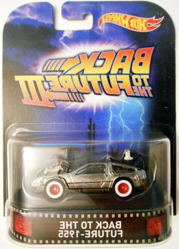 HOT WHEELS 2015 RETRO ENTERTAINMENT BACK TO THE FUTURE PART