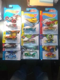 Hot Wheels 2015 Treasure Hunt Lot Of 10 Hunts! See Pictures!
