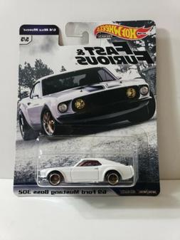 2016 HOT WHEELS car / ** '68 SHELBY GT500 ** / green - Targe