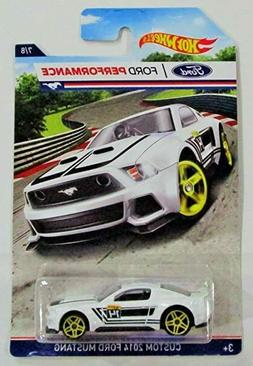 2016 Hot Wheels Custom 2014 Ford Mustang  Ford Performance S