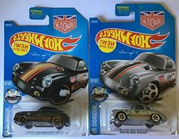 Hot Wheels 2016 Magnus Walker's Silver 356A Porsche Outlaw B