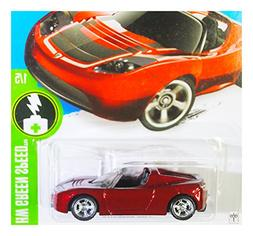 2016 Hot Wheels Super Treasure Hunt HW Green Speed 1/5 - Tes