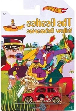 Hot Wheels 2016 The Beatles 50th Anniversary Yellow Submarin