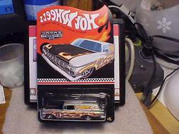 Hot Wheels 2016 Zamac Edition '59 Chevy Delivery with Real R
