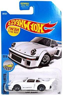 Hot Wheels 2017 Factory Fresh Porsche 934.5 153/365, White