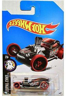 Hot Wheels 2017 Fright Cars, Fangula, Black