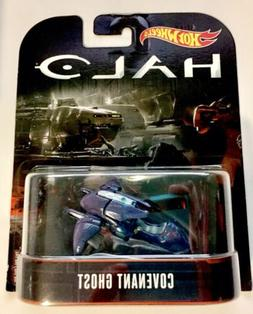 🏁 Hot Wheels 2017 HALO Covenant Ghost 1:64 🏁