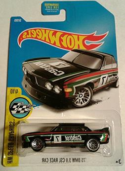 Hot Wheels 2017 HW Speed Graphics '73 BMW 3.0 CSL Race Car 5