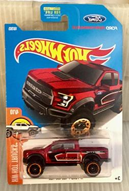 Hot Wheels 2017 HW Hot Trucks '17 Ford F-150 Raptor 10/365,