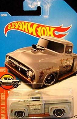 Hot Wheels 2017 HW Hot Trucks Custom '56 Ford Truck 108/365,