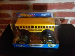 2017 Hot Wheels Monster Jam Higher Education 1:24 Monster Tr