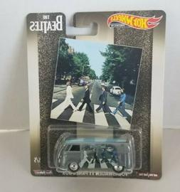 Hot Wheels 2017 Pop Culture The Beatles SEALED H CASE OF 12
