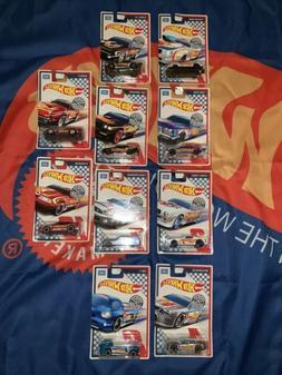 Hot Wheels 2017 Racing Circuit Series Set Of 10 Cars