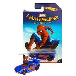HOT WHEELS 2017 SPIDER MAN HOMECOMING SCOOPA DI FUEGO