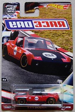 Hot Wheels 2017 Car Culture Race Day 3/5 - Porsche 914-6