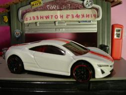 2018 Hot Wheels '12 ACURA NSX CONCEPT☆white/red☆Multi pa