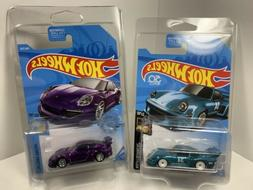 2018/19 Hot Wheels Super Treasure Hunt Porsche 934.5 & 911 G