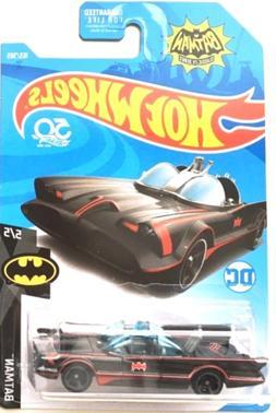 Hot Wheels 2018 50th Anniversary Batman Classic TV Series Ba