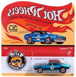 Hot Wheels 2018 50th Anniversary Originals 3/5 - '67 Camaro