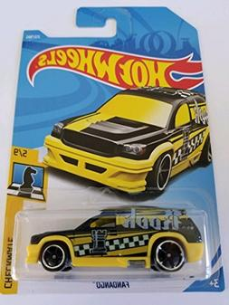 Hot Wheels 2018 50th Anniversary Checkmate Fandango  212/365