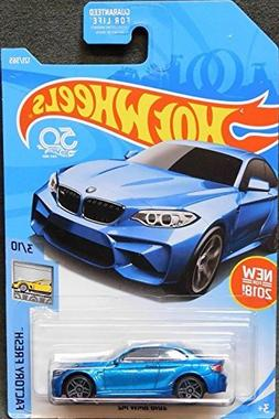 Hot Wheels 2018 50th Anniversary Factory Fresh 2016 BMW M2 1
