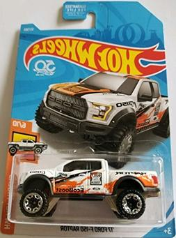 Hot Wheels 2018 50th Anniversary HW Hot Trucks '17 Ford F-15